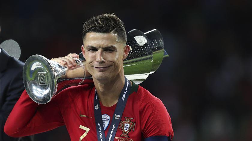 Portugal no pote 1 do sorteio da Liga das Nações