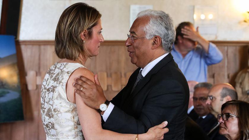 Incêndios: Costa diz que as causas profundas nunca serão resolvidas pelo combate - Reportagem de Teresa Paula Costa
