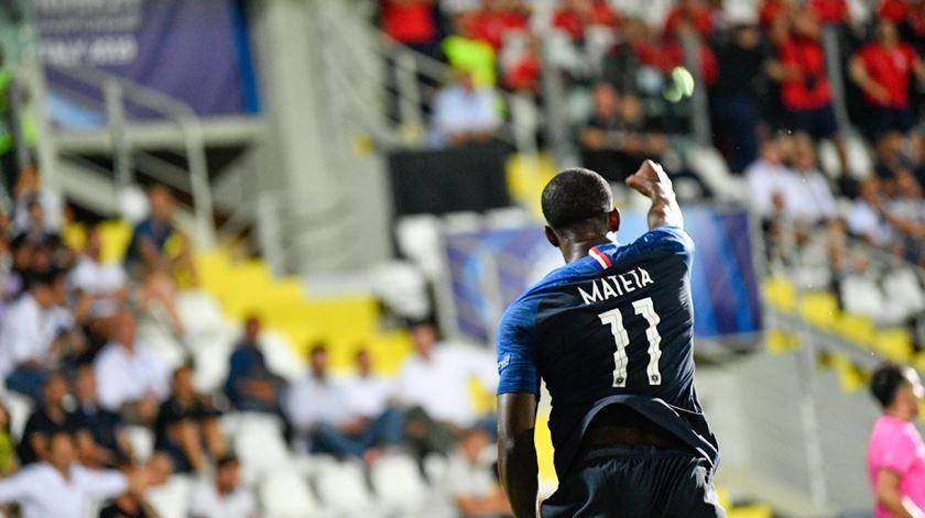 França derrota Inglaterra no Europeu de sub-21