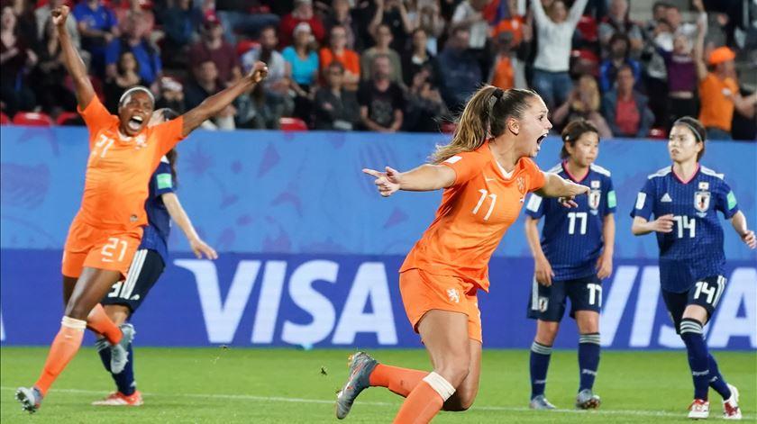 Itália e Holanda fecham quartos de final do Mundial feminino