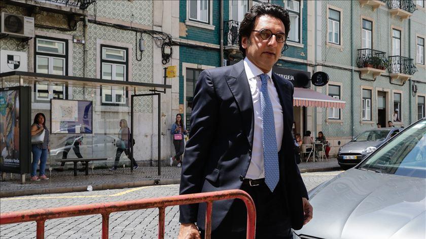 """Operação Marquês. Zeinal Bava veio de Londres para """"esclarecer tudo"""" no tribunal"""