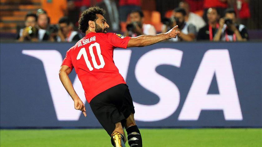 Egito e Nigéria nos oitavos de final da CAN