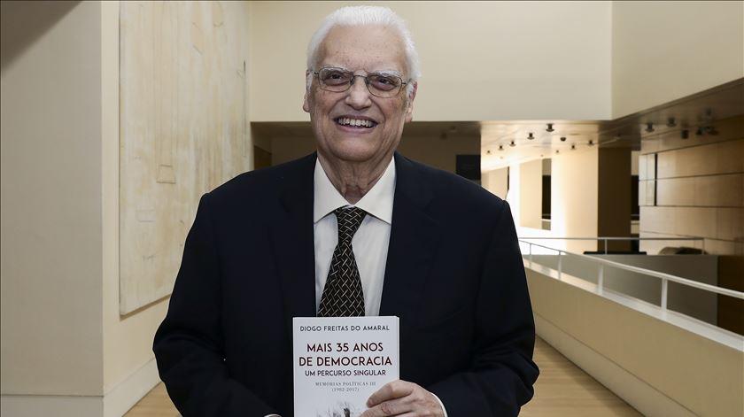 Freitas do Amaral 86: a primeira campanha à americana em Portugal