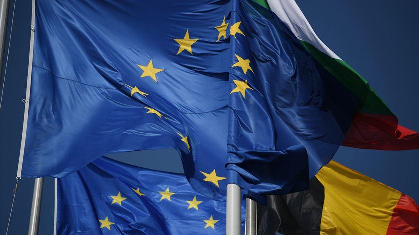 A UE marca passo