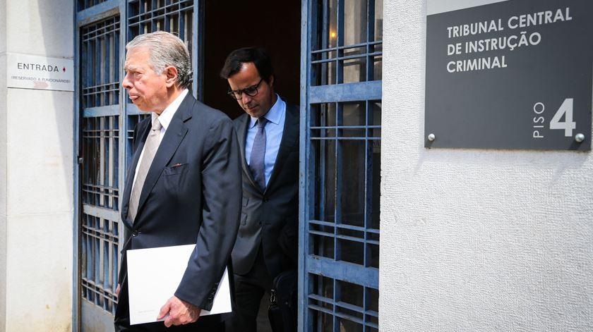 """Processo BES. Ricardo Salgado diz que """"não praticou qualquer crime"""""""