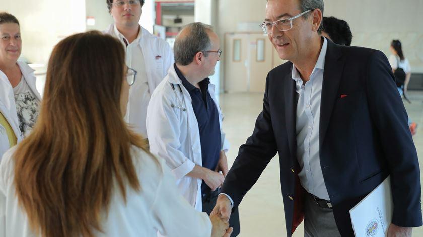Bastonário da Ordem dos Médicos admite que haja mais urgências a fechar à noite