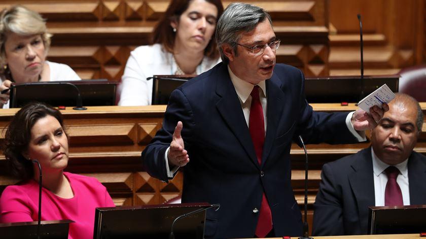 O deputado do CDS-PP, Nuno Magalhães. Foto: Manuel de Almeida/Lusa