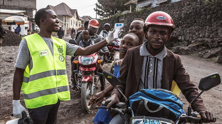 Declarada emergência global de saúde devido a epidemia de Ébola na RD Congo