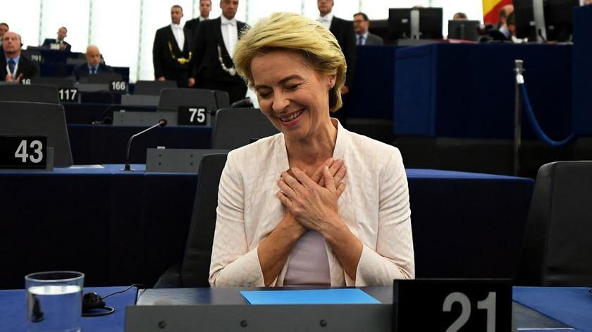 O que propõe Ursula von der Leyen, a nova presidente da Comissão Europeia?