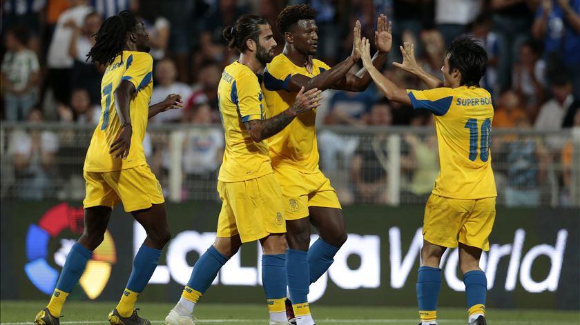 FC Porto esclarece lesões de Soares e Zé Luís