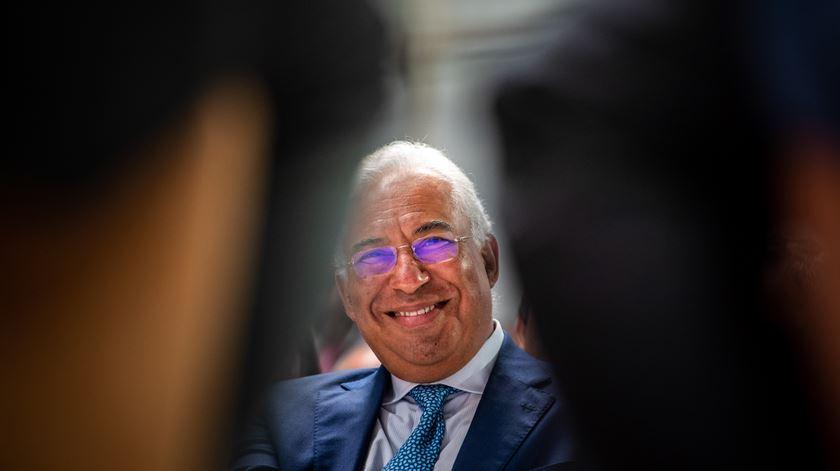 O primeiro-ministro António Costa. Foto: Rui Miguel Pedrosa/Lusa