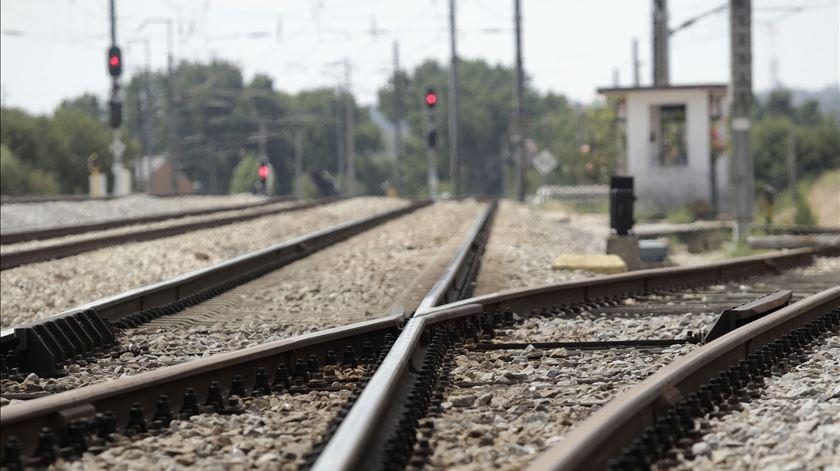 Linha do Norte está condicionada entre Santarém e o Entroncamento
