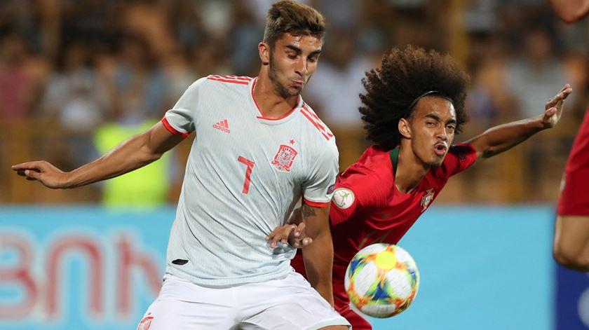Portugal perde final e título Europeu de Sub-19