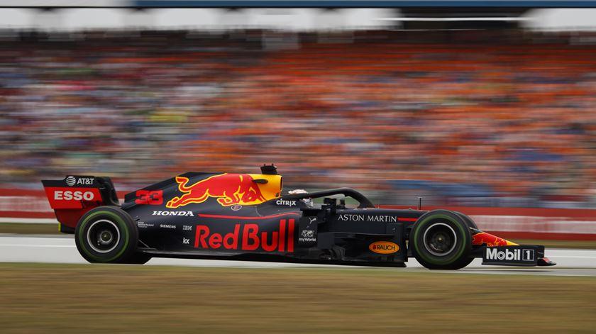 Fórmula 1. Pole position para Verstappen