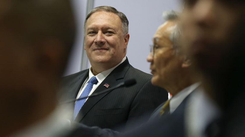 EUA estão prontos para reiniciar conversações com a Coreia do Norte