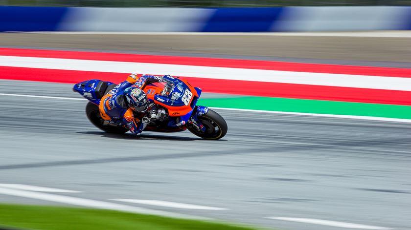MotoGP. Miguel Oliveira faz 8.º lugar no GP da Áustria, o melhor resultado da temporada
