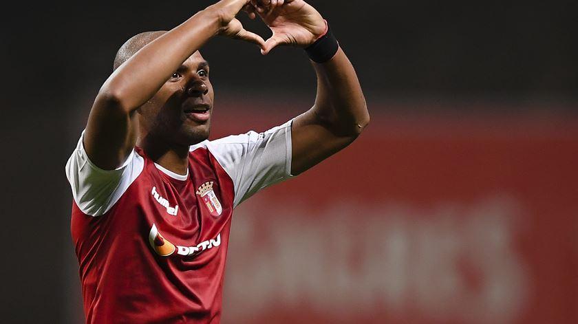 Wilson Eduardo já não é jogador do Braga