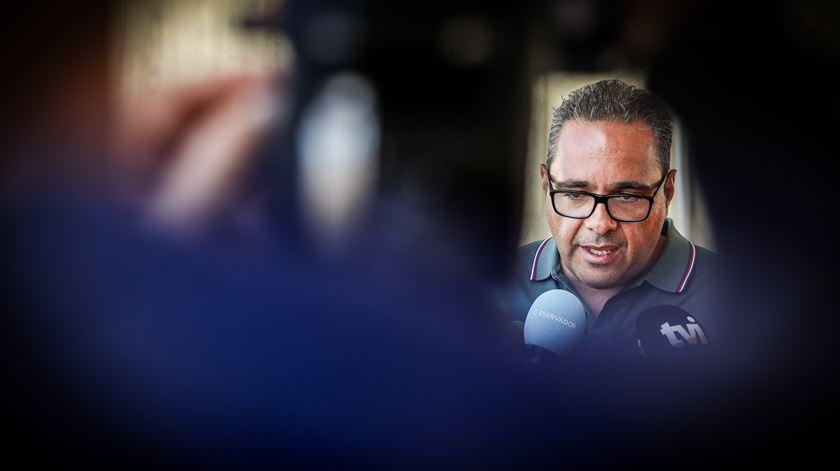 Pardal Henriques confirma que é candidato a deputado pelo partido de Marinho Pinto