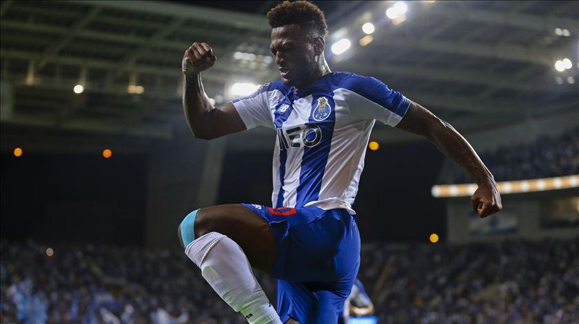 Zé Luís, FC Porto. Foto: José Coelho/Lusa