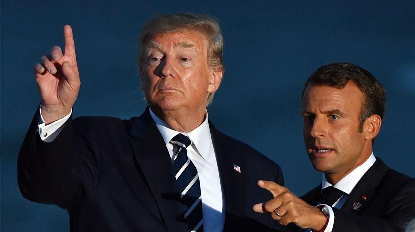 """Trump admite encontrar-se com Presidente do Irão. """"Tenho um bom pressentimento"""""""