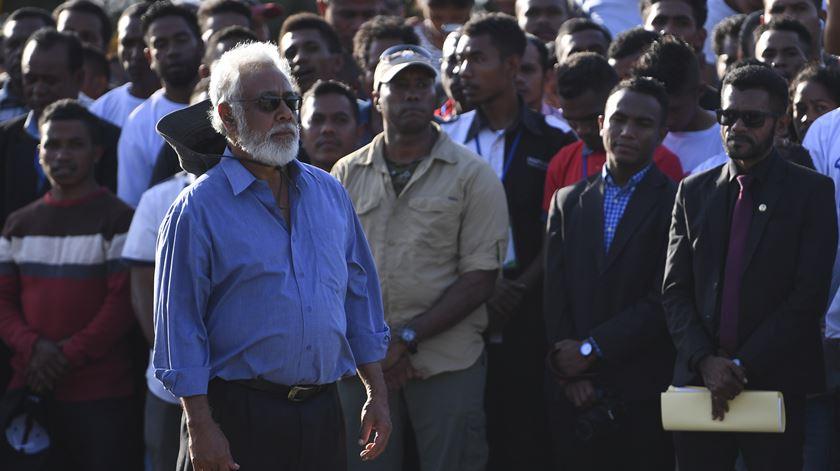 Vaticano ofereceu-se para mediar crise política em Timor-Leste e Xanana rejeita