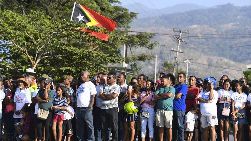 Gritos e empurrões no parlamento em Timor-Leste. Presidente altera agenda para evitar a sua destituição