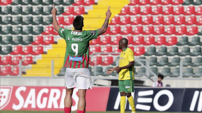 Marítimo com duas baixas de peso para jogo contra o FC Porto