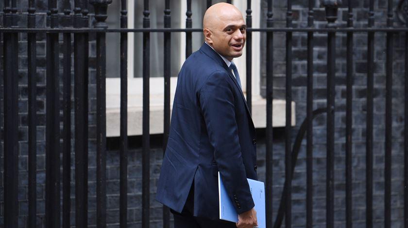Brexit. Boris Johnson não vai pedir adiamento no Conselho Europeu, garante ministro das Finanças