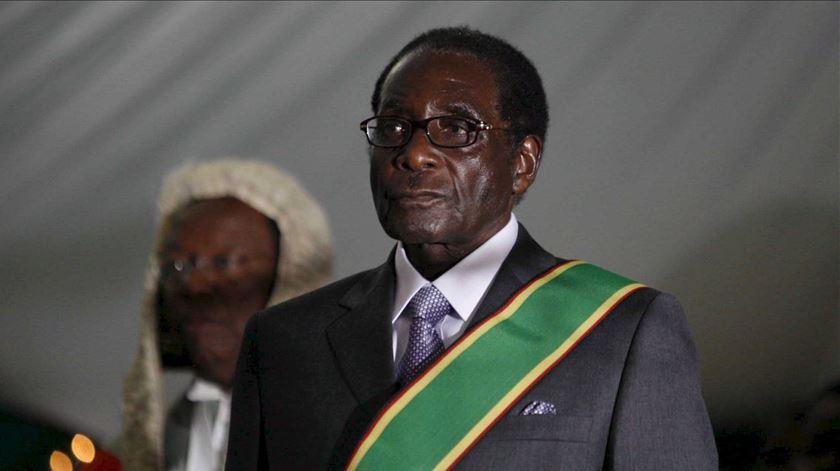 Morreu Robert Mugabe, ditador do Zimbabué - Renascença