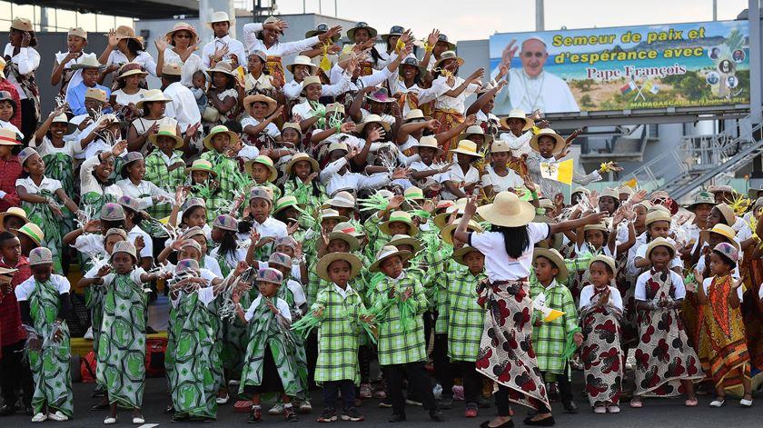 Papa em Madagáscar para levar esperança a um dos países mais pobres do mundo
