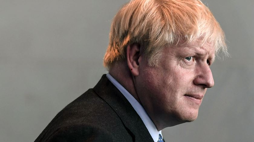 Boris Johnson quer eleições antecipadas no Reino Unido a 12 de dezembro