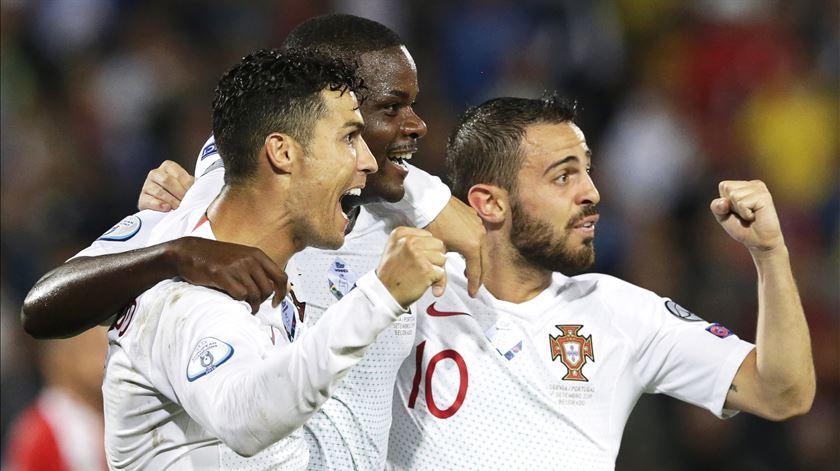 """Domingos Paciência: """"Ronaldo faz golos, mas Bernardo vê buracos e resolve"""""""