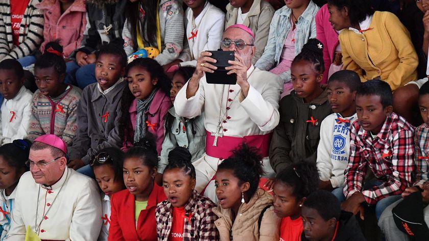 """Papa visita Cidade da Amizade em Madagáscar. """"A pobreza não é uma fatalidade"""""""