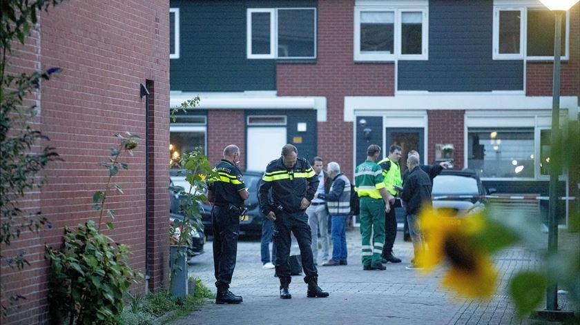 Holanda. Tiroteio em Dordrecht causa três mortos