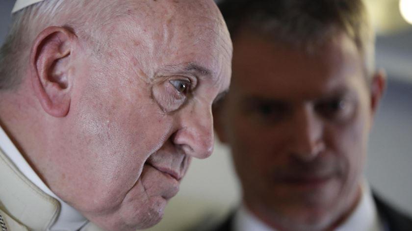 """Papa visitou Moçambique antes das eleições para """"ajudar a consolidar processo de paz"""""""