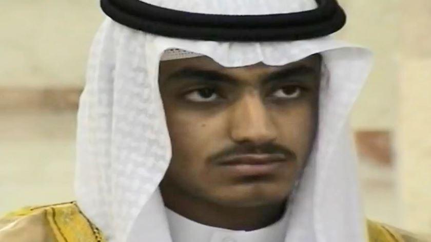 Trump confirma morte de Hamza, filho de Bin Laden