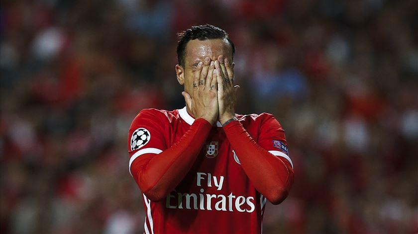 Início de época do Benfica está abaixo das expectativas de António Figueiredo