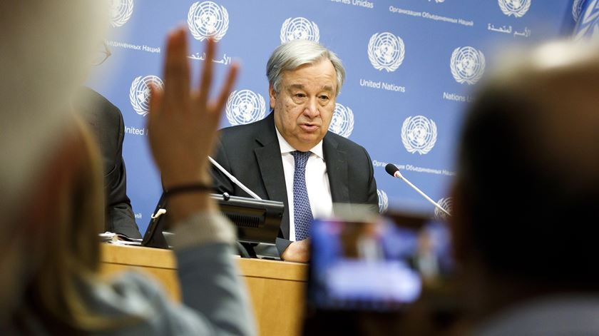 Guterres critica falta de coordenação internacional na luta contra a pandemia