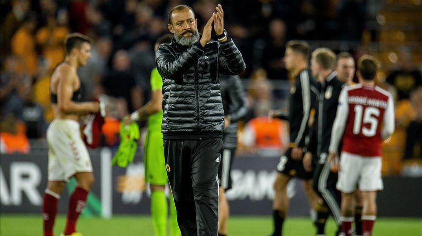 Wolverhampton faz queixa na UEFA devido a tratamento de adeptos em Braga