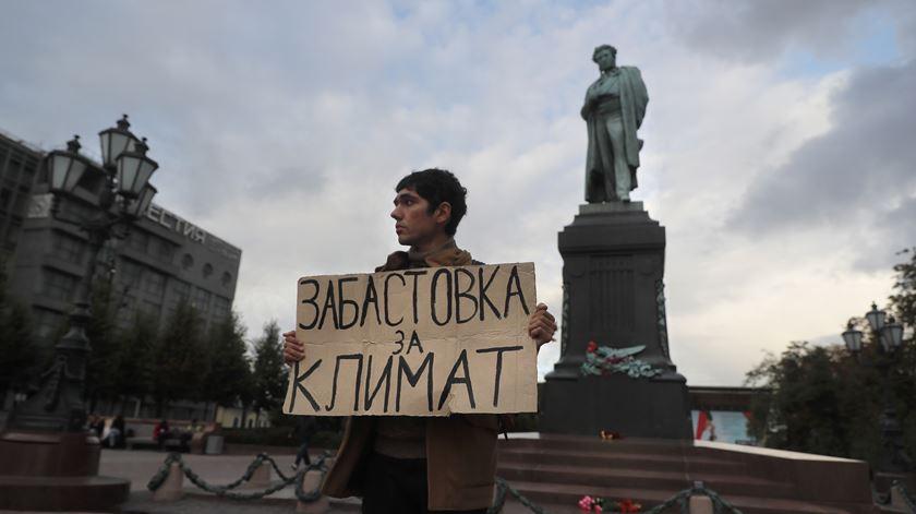 Rússia adere definitivamente ao acordo do clima de Paris