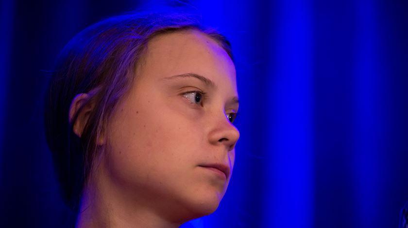 """Greta Thunberg e mais três visionários distinguidos com """"Nobel Alternativo"""""""