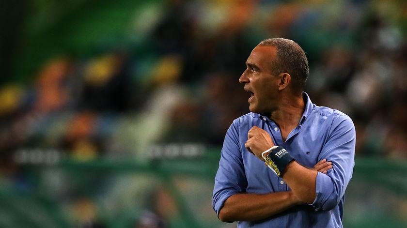 João Pedro Sousa eleito treinador do mês da I Liga