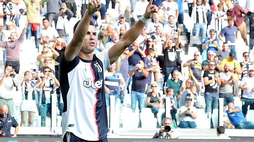 """""""Ronaldo não vai deixar a Juventus no final da época"""""""