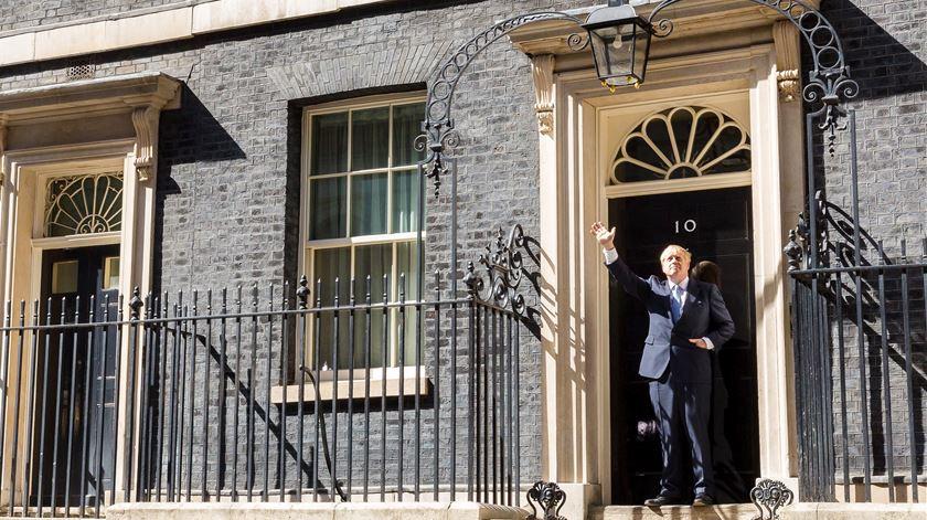"""Se conseguir maioria absoluta, Boris vai """"pôr o Parlamento a funcionar outra vez"""""""
