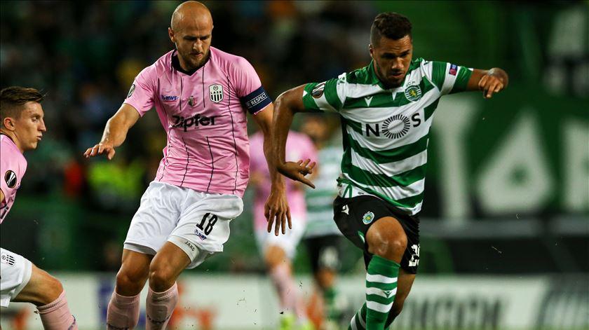 """Morato: """"Ida ao tribunal não afetará jogadores do Sporting"""""""