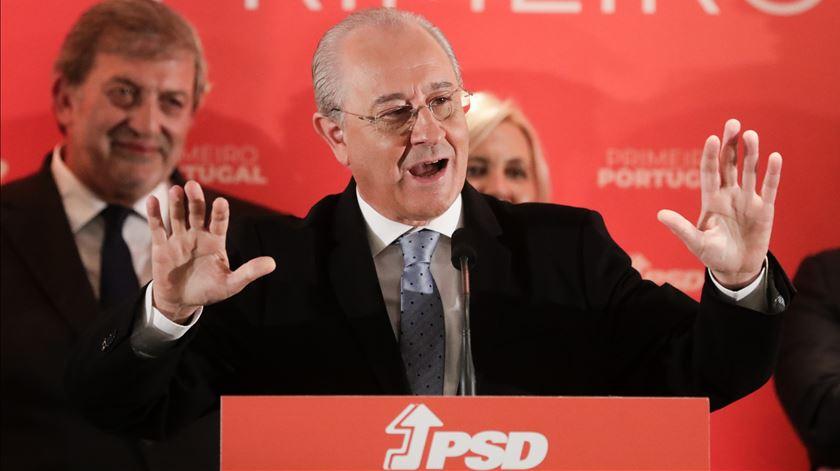 """Rui Rio não vai permitir repetição de """"vigarices"""" nas diretas do PSD"""