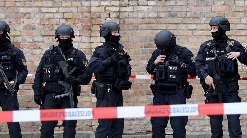 """""""Ataque anti-semita"""" na Alemanha transmitido em direto na internet"""