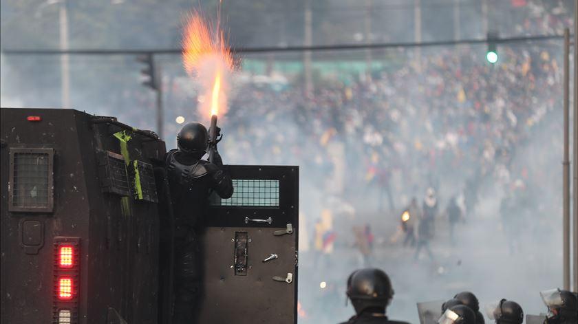 Equador. Manifestantes anti-austeridade rejeitam proposta do Presidente para negociar