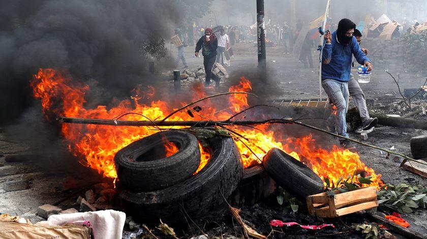 Após 11 dias de protestos Governo do Equador e movimento indígena iniciam diálogo