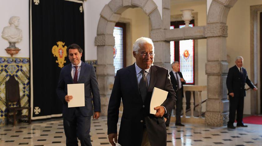 """PSD diz que não há novo Governo, apenas uma """"remodelação com alargamento"""""""